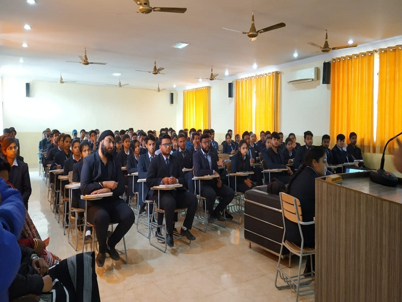 Welcome to DAMS College Kanpur | BCA | BBA ::